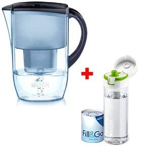 fill a jug of water